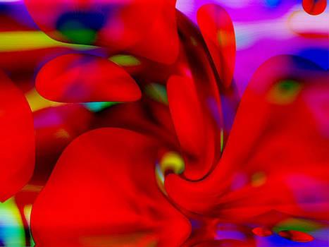 Petals on the Wind by Elizabeth S Zulauf