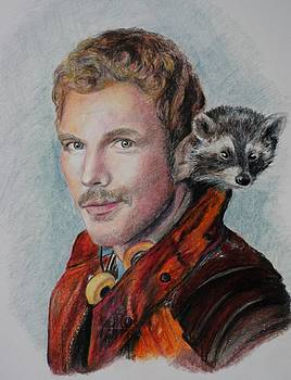 Peter Quill by Emily Maynard