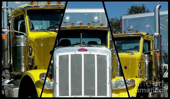 Gail Matthews - Peterbilt Truck