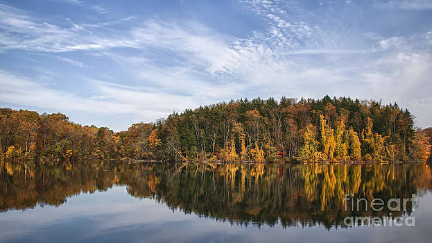 Peters Lake HDR by Mike Vosburg