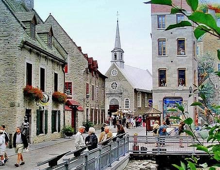 Rick Todaro - Petit - Champlain Quebec
