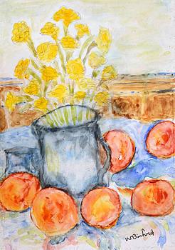Petit Fleurs  by Wade Binford