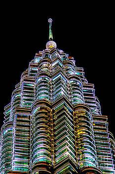 Adrian Evans - Petronas Tower