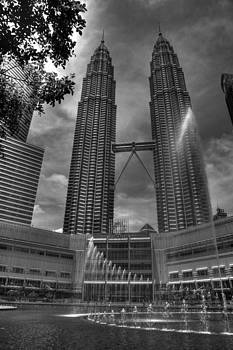 Petronas Tower by Mario Legaspi