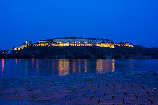 Newnow Photography By Vera Cepic - Petrovaradin fortress in the night