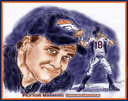 Chris  DelVecchio - Peyton Manning new start