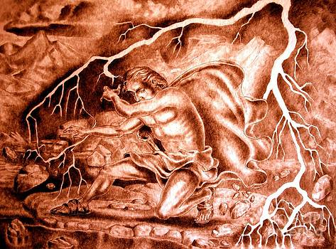Phaethon by Gary Renegar