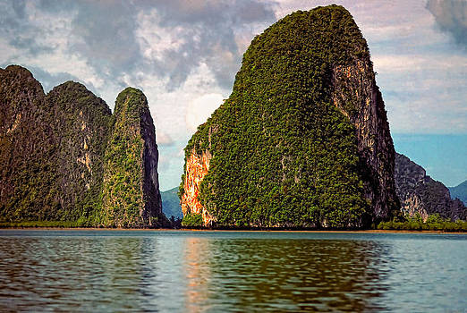 Steve Harrington - Phang Nga Bay