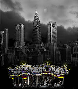 Larry Butterworth - PHANTOM CAROUSEL