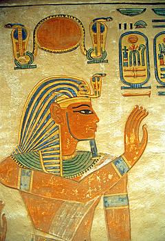 Dennis Cox - Pharaoh fresco