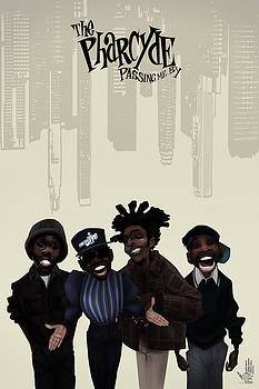 Pharcyde -passing me by 1 by Nelson dedos Garcia