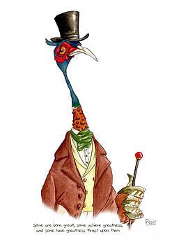 Pheasant by Blair Bailie