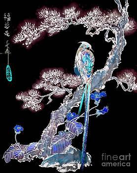 LINDA SMITH - Pheasant on Pine Branch