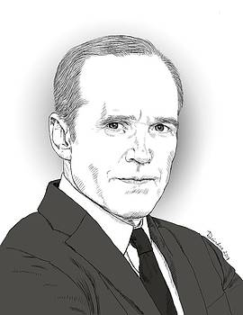Phil Coulson by Deirdre DeLay