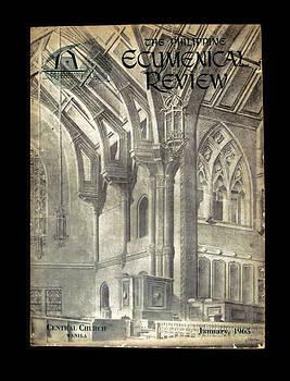 Glenn Bautista - Phil Ecumenical Review 1965