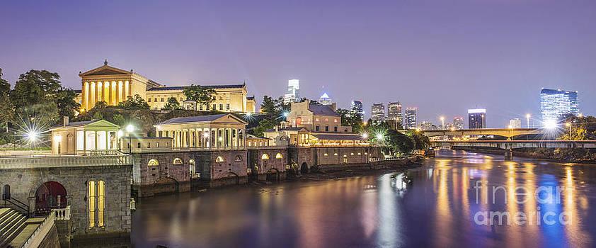 Philadelphia Art in Lights by Stacey Granger