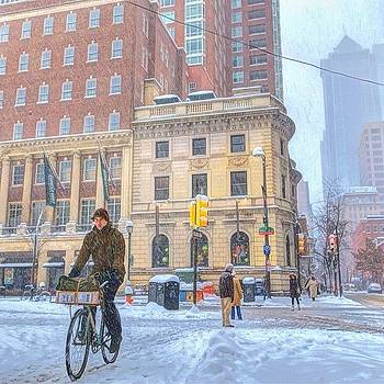 #philadelphia Is Under Cover by Stacey Lewis