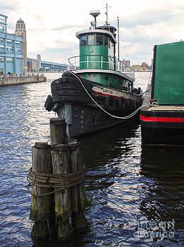 Gregory Dyer - Philadelphia Tug Boat - Penns Landing