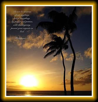 Philippians 4 6 by Scripture Pictures