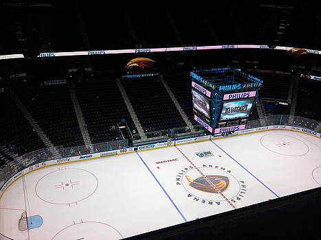 Phillips Arena by Scott Decker