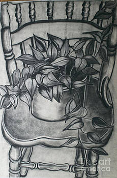 Philodendron by Cecilia Stevens