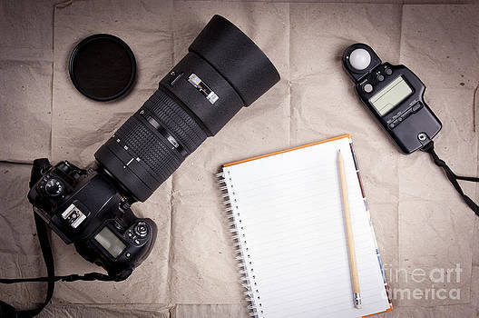 Tim Hester - Photography Camera Background