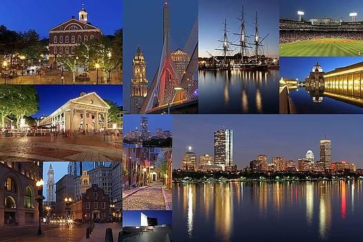 Juergen Roth - Photos of Boston Historic Landmarks
