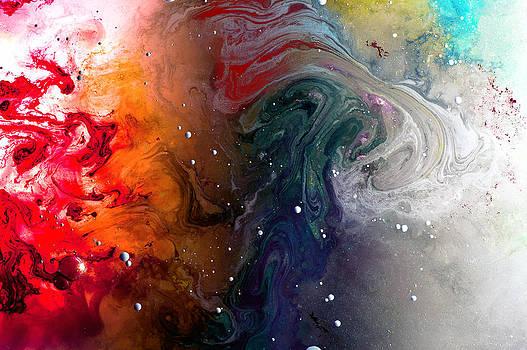 Pi Galaxy by Petros Yiannakas