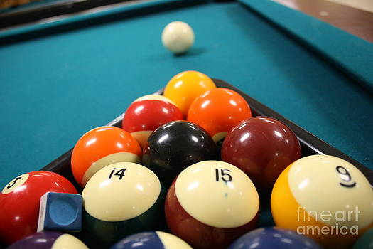 Pi Pool by Courtnee Epps
