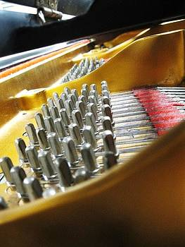 Piano- Behind the Scene by Karma Gurung