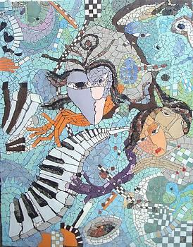 Piano Carneval by Cigler Struc