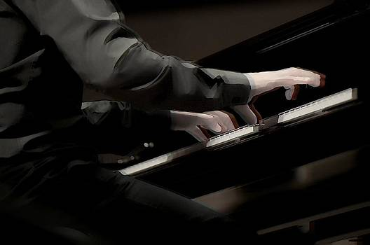 Piano Hands by Sheryl Thomas