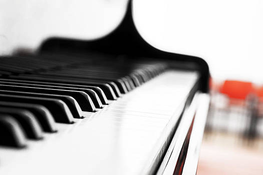 Newnow Photography By Vera Cepic - Piano keyboard