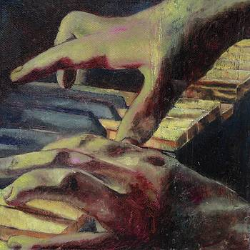 Piano by Liesbeth Verboven
