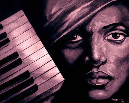 Piano Man by Lloyd DeBerry