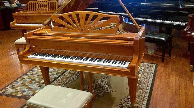 Piano by Nixon Mwangi