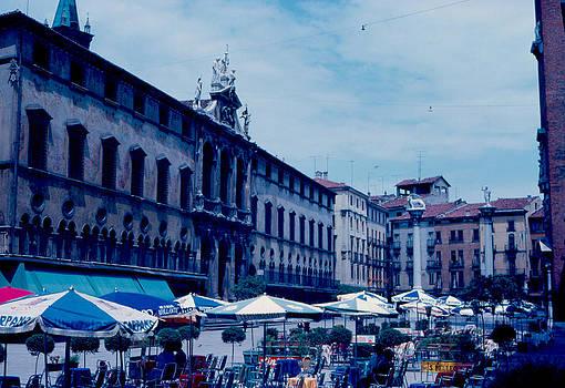 Piazza del Signore 3 1962 by Cumberland Warden