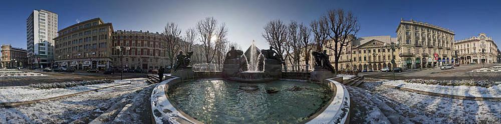 Piazza Solferino by Sonny Marcyan