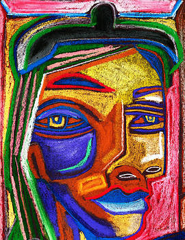 Picasso-ish 2 by Yvonne Gaudet
