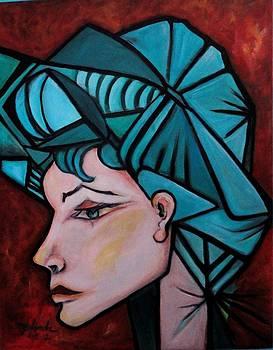 PicassoGirl by Yolanda Rodriguez