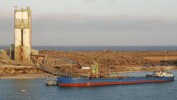 Ramunas Bruzas - Pichilingue Port