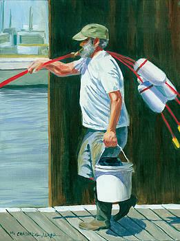 Pickin' Up Sticks by Marguerite Chadwick-Juner