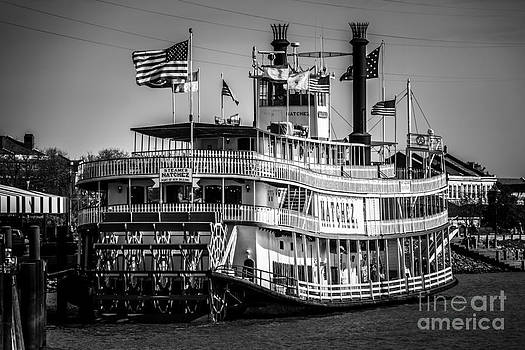Paul Velgos - Picture of Natchez Steamboat in New Orleans