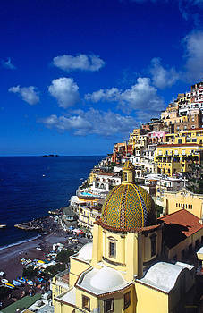 Kathy Yates - Picturesque Positano