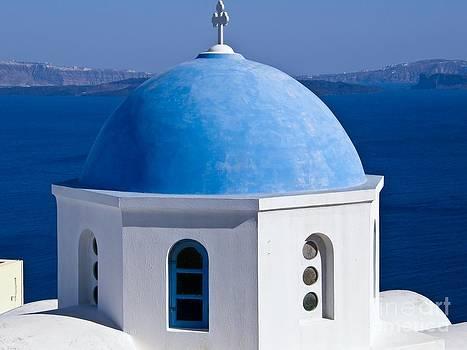 Sophie Vigneault - Picturesque Santorini