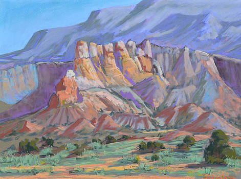 Piedra Lumbre Again by Patricia Rose Ford