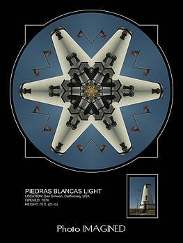 Piedras Blancas Light by Mike Johnson