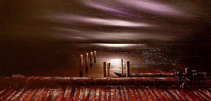 Pier 43 by Laurend Doumba