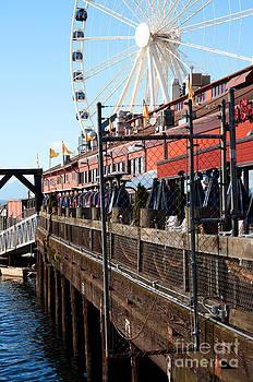 Gwyn Newcombe - Pier 54
