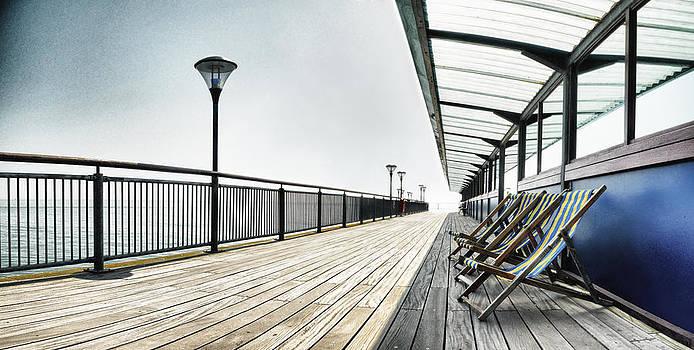 Pier by Adrian Brockwell